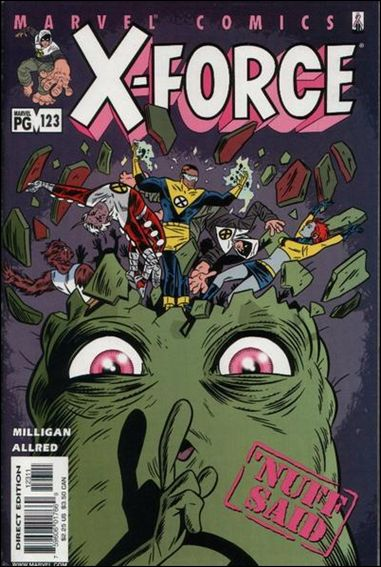 X-Force (1991) 123-A by Marvel