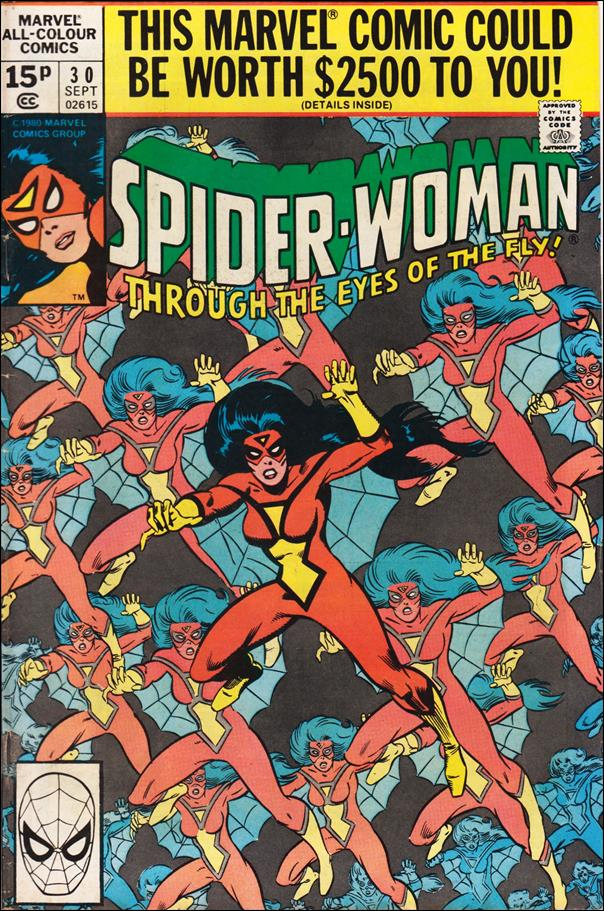 Spider-Woman (1978) 30-B by Marvel