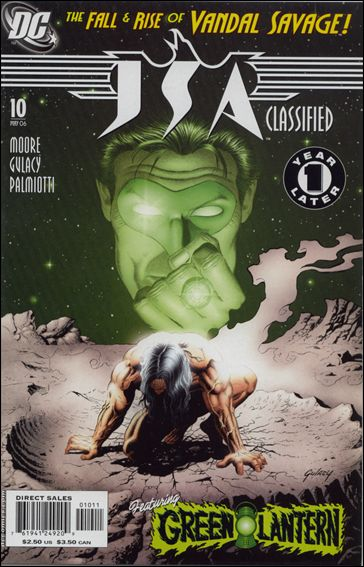 JSA: Classified 10-A by DC