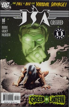 JSA: Classified 10-A