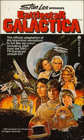 Battlestar Galactica (1978) 1-A by Ace Books