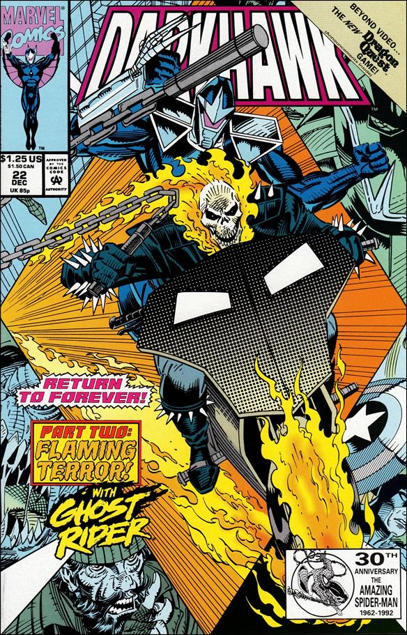 Darkhawk 22-A by Marvel
