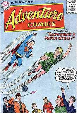 Adventure Comics (1938) 226-A by DC