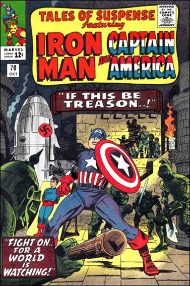 Tales of Suspense (1959) 70-A by Marvel