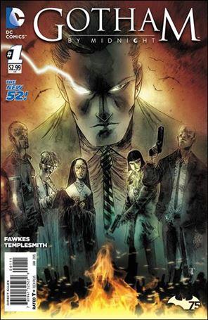Gotham By Midnight 1-A