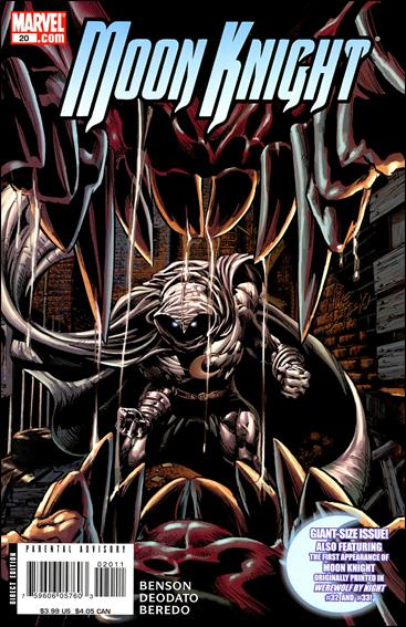 Moon Knight (2006) 20-A by Marvel