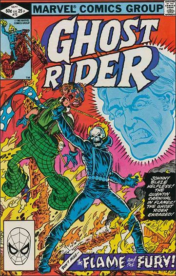 Ghost Rider (1973) 72-A by Marvel