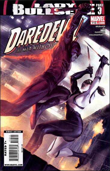 Daredevil (1998) 113-A by Marvel