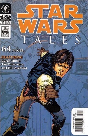 Star Wars Tales 11-A by Dark Horse