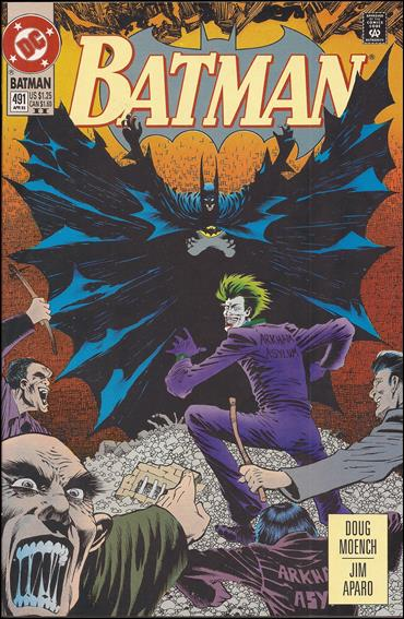 Batman (1940) 491-B by DC