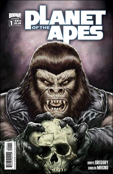 Planet of the Apes (2011) 1-A by Boom! Studios