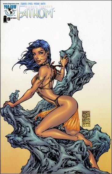 Fathom (1998) 9-D by Top Cow