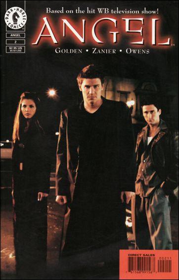 Angel (1999) 2-B by Dark Horse