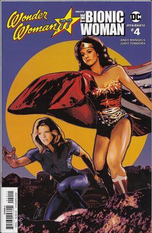Wonder Woman '77 Meets The Bionic Woman 4-A