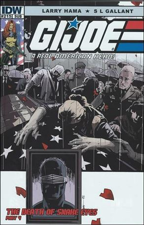 G.I. Joe: A Real American Hero 215-B
