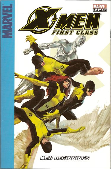 Target X-Men: First Class - New Beginnings 1-A by Marvel