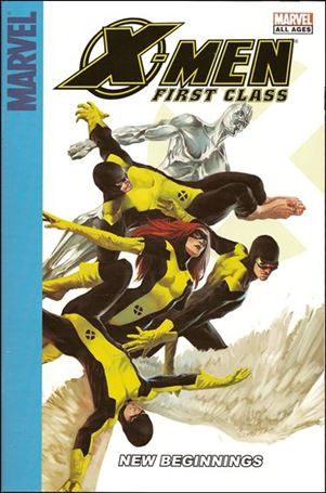 Target X-Men: First Class - New Beginnings 1-A