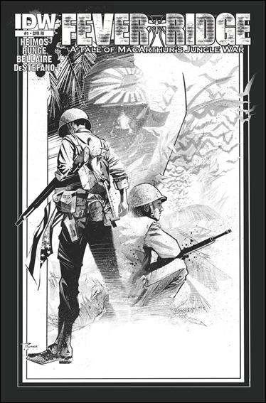 Fever Ridge: A Tale of MacArthur's Jungle War 2-B by IDW