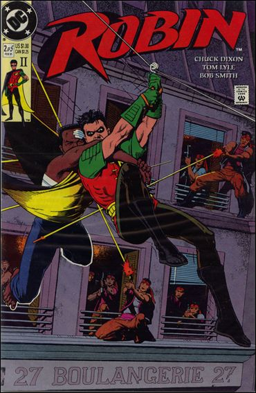 Robin (1991) 2-B by DC