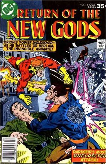 New Gods (1971) 14-A by DC