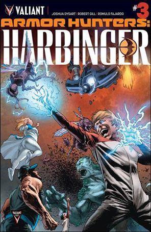 Armor Hunters: Harbinger 3-A