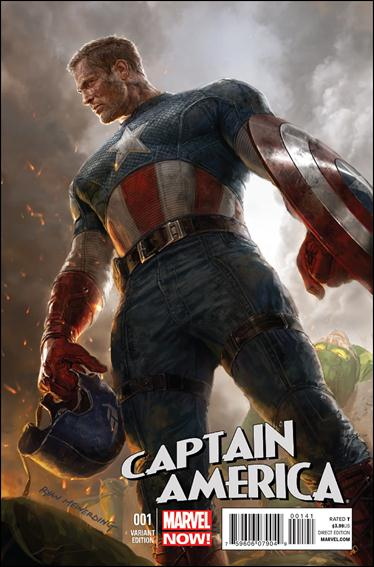 Captain America (2013) 1-C by Marvel