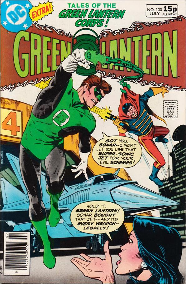 Green Lantern (1960) 130-B by DC