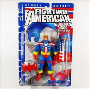 Awesome Toys Fighting American (Golden Age)