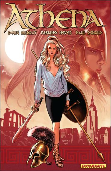 Athena 1-A by Dynamite Entertainment