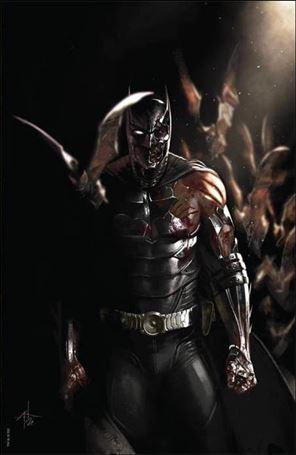I am Batman 1-D