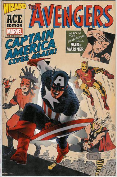 Avengers (1963) 4-E by Marvel
