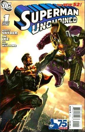 Superman Unchained 1-F