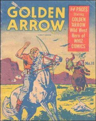 Mighty Midget Comics - Golden Arrow 11-A