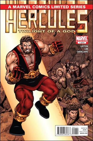 Hercules: Twilight of a God 1-A by Marvel