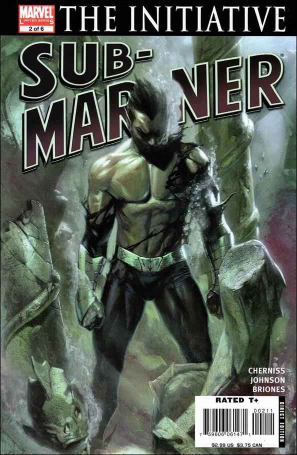 Sub-Mariner (2007) 2-A by Marvel