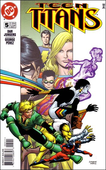 Teen Titans (1996) 5-A by DC