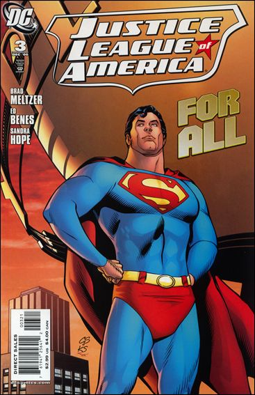 Justice League of America (2006) 3-B by DC