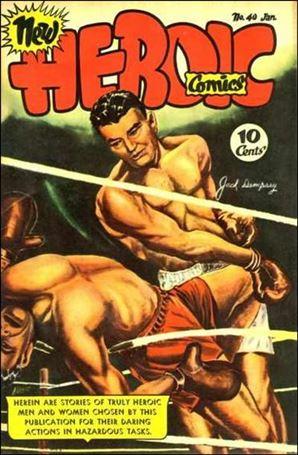 New Heroic Comics 40-A