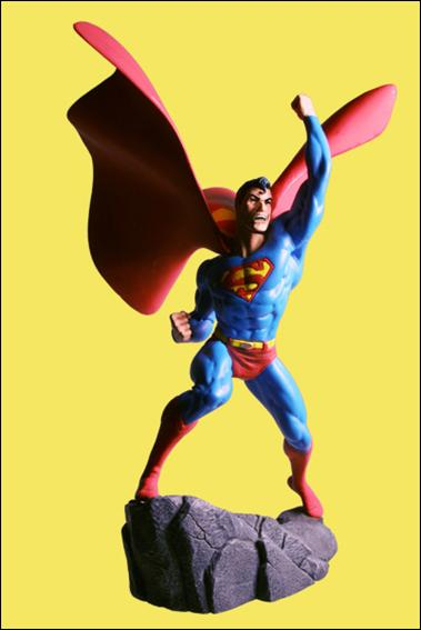 Superman: Cover to Cover Statues Superman Special '83 #1 by DC Direct