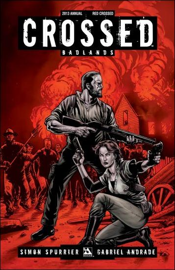 Crossed Annual 2013-D by Avatar Press
