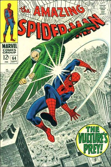 Amazing Spider-Man (1963) 64-A by Marvel