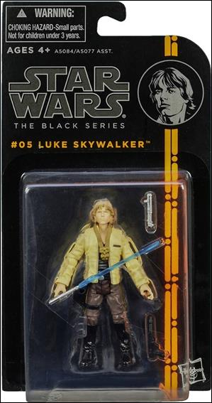 "Star Wars: The Black Series (3 3/4"" Figures) Luke Skywalker (Ceremonial Outfit) by Hasbro"