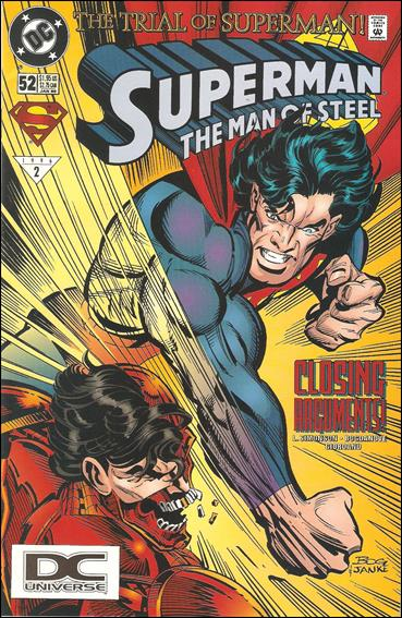 Superman: The Man of Steel 52-B by DC