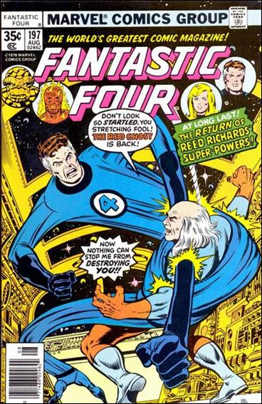 Fantastic Four (1961) 197-A by Marvel