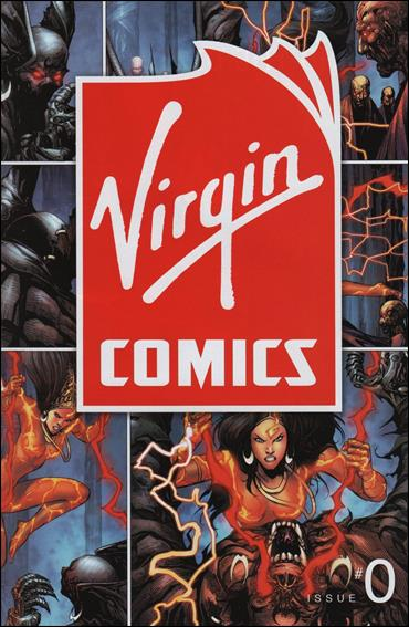 Virgin Comics 0-A by Virgin Comics