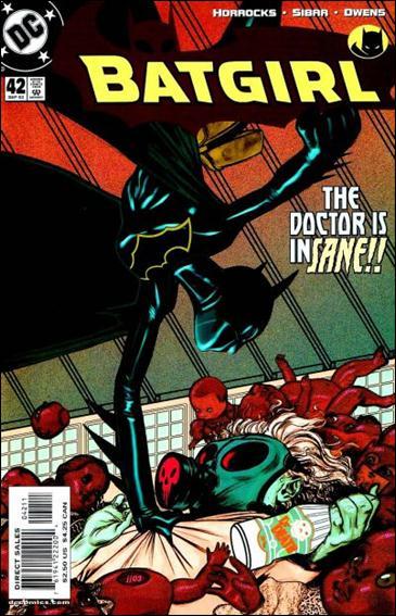 Batgirl (2000) 42-A by DC