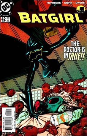 Batgirl (2000) 42-A