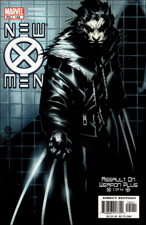 New X-Men (2001) 142-A by Marvel