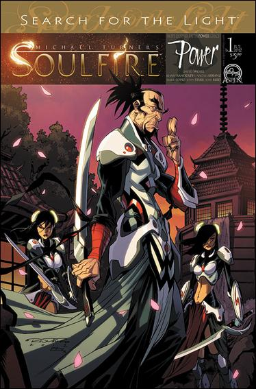 Michael Turner's Soulfire Power 1-B by Aspen