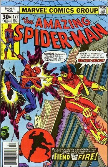 Amazing Spider-Man (1963) 172-A by Marvel